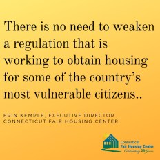 Change In Disparate Impact Rule Would Jeopardize Housing Security For Most Vulnerable Citizens Definition of disparate impact in the definitions.net dictionary. connecticut fair housing center