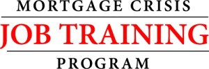 Mortgage Crisis Job Training Program - Logo