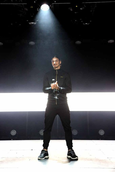 PARIS, FRANCE - JUNE 07: Zlatan Ibrahimovic attends the A-Z clothing line launch on June 7, 2016 in Paris, France. (Photo by Marc Piasecki/Getty Images for A-Z) *** Local Caption *** Zlatan Ibrahimovic