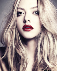 Amanda Seyfried Image with Cle de Peau Beaute make-up