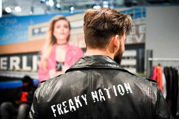 BERLIN, GERMANY - JUNE 29: Atmosphere during the Freaky Nation 'COME FLY WITH ME' campaign on June 29, 2016 in Berlin, Germany. (Photo by Matthias Nareyek/Getty Images for FREAKY NATION)