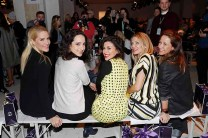 BERLIN, GERMANY - JANUARY 18: (L-R) Judith Rakers, Stephanie Stumph, Viktoria Lauterbach, Ursula Karven and Alexandra Neldel attend the Laurel show during the Mercedes-Benz Fashion Week Berlin A/W 2017 at Kaufhaus Jandorf on January 18, 2017 in Berlin, Germany. (Photo by Franziska Krug/Getty Images for Laurel) *** Local Caption *** Judith Raker;Stephanie Stump;Viktoria Lauterbach;Ursula Karven;Alexandra Neldel