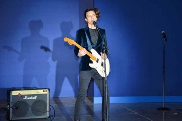 Ian Mellencamp== The Blue Jacket Fashion Show to Benefit the Prostate Cancer Foundation== Pier 59 Studios, NYC== February 1, 2017== ©Patrick McMullan== photo - Patrick McMullan/PMC== ==