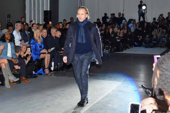 Lee Tergesen== The Blue Jacket Fashion Show to Benefit the Prostate Cancer Foundation== Pier 59 Studios, NYC== February 1, 2017== ©Patrick McMullan== photo - Patrick McMullan/PMC== == Lee Tergesen