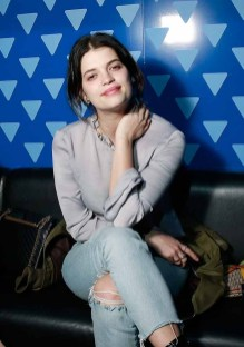 LONDON, ENGLAND - APRIL 21: Pixie Geldof attends the launch night of the new partnership between blu, e-vaping pioneers, and Ministry of Sound at the flagship London club on April 21, 2017 in London, England. (Photo by John Phillips/John Phillips/Getty Images for blu) *** Local Caption *** Pixie Geldof