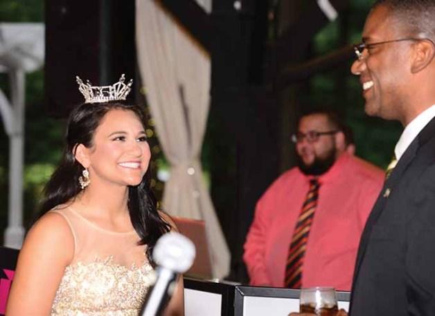 Miss Connecticut's Outstanding Teen Brooke Cyr