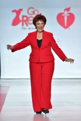 NEW YORK, NY - FEBRUARY 08: Actor Marion Ross on stage at the American Heart Association's Go Red For Women Red Dress Collection 2018 presented by Macy's at Hammerstein Ballroom on February 8, 2018 in New York City. (Photo by Slaven Vlasic/Getty Images for AHA) *** Local Caption *** Marion Ross