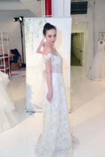 A wedding gown from BEGUM Bridal Design House at The Knot Couture