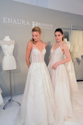 Bridal Gowns from Enaura Bridal Couture at The Knot Couture.