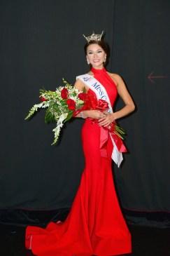 Miss Connecticut Bridget Oei