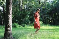Breanna Marie in Jonathan Logan #3