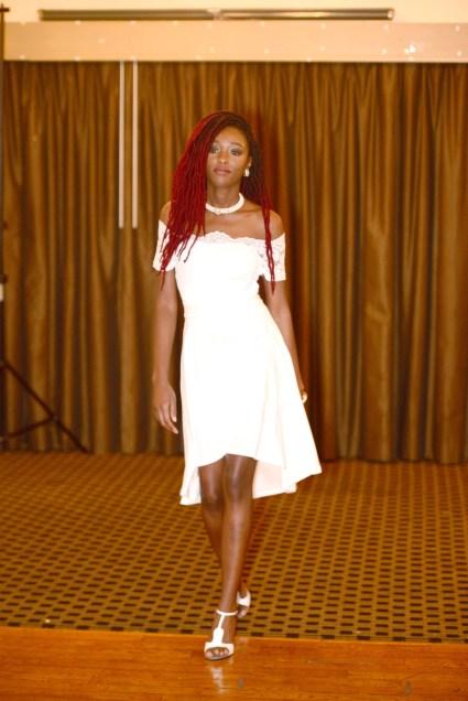 Miss Diamond Fashion Week competition