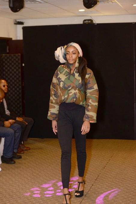 The Kia's Kollection runway show