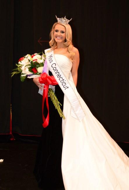 Miss Connecticut Jillian Duffy.