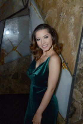 Miss Rockville Sylvana Gonzales