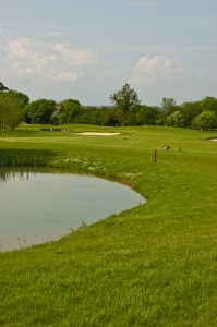 Beautiful Hassocks Golf Club- the setting for our inaugural Golf Day on 10th April