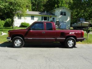 '98 Chevy 1500 Z71 Ext Cab Step Side  SOLD! | Free