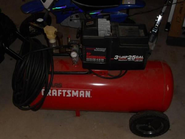 Craftsman Air Compressor Free Classifieds