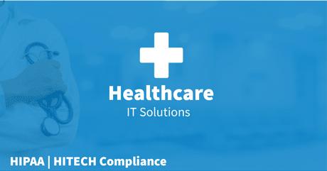 Healthcare IT support services Dallas