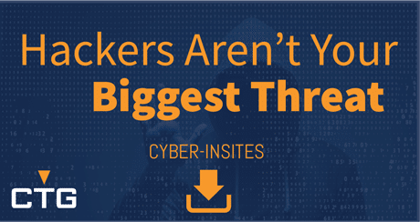 Hackers arent the biggest security threat