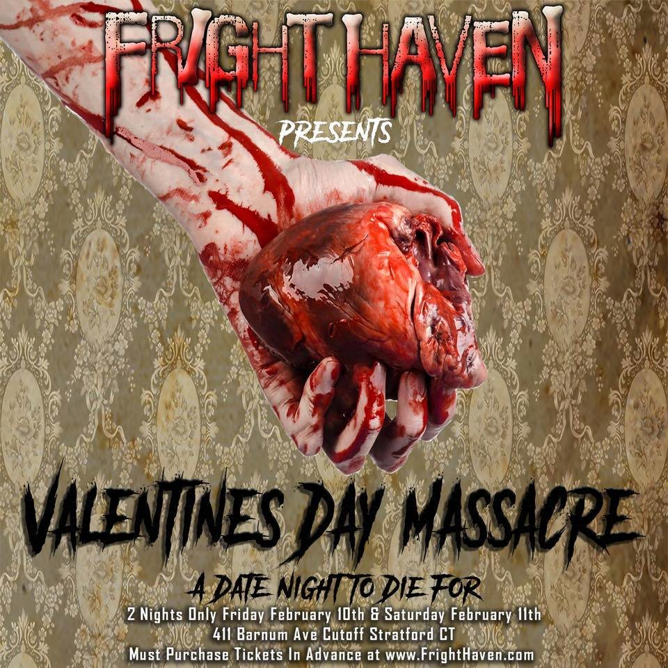 A Date Night To Die For Take On The Valentines Day
