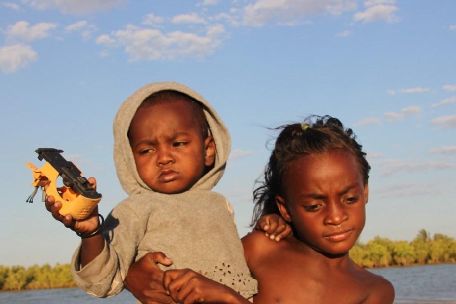 visserskinderen Madagaskar