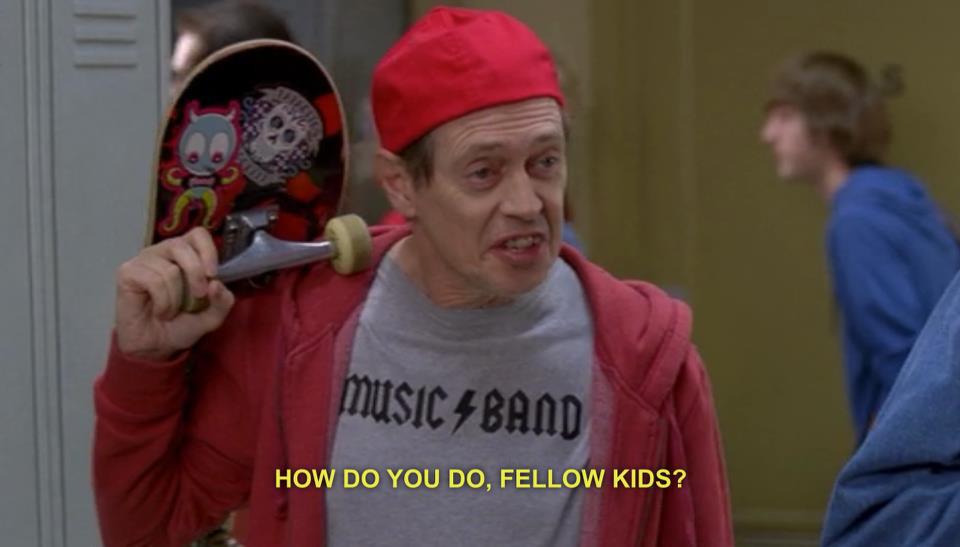 how do you do fellow kids