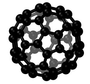 Carbon Fullerenes C60 99