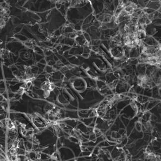 F functionalized multi walled carbon nanotubes 20nm