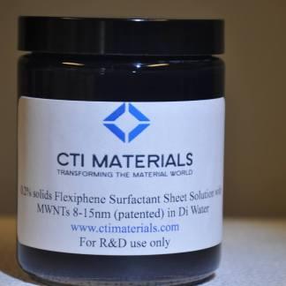 Flexiphene-MWNTs-emulsion-di-water