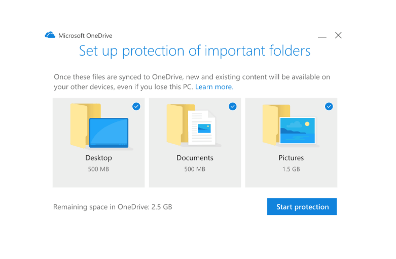 Protect Your Critical Data with Known Folder Move!