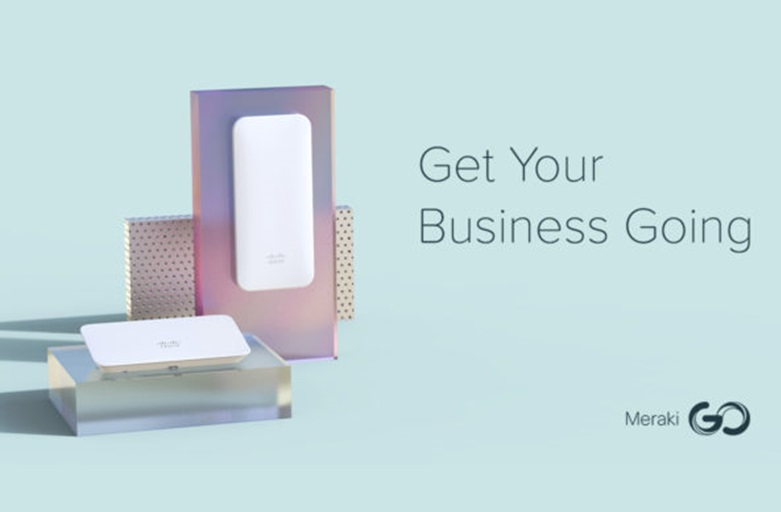 Cisco Announces new small Business WiFi Solution, Meraki Go