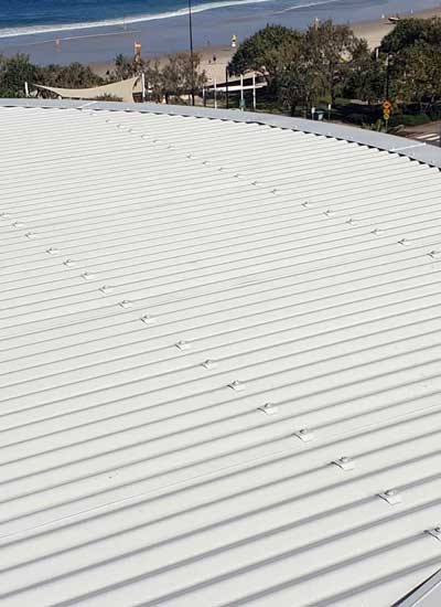 Industrial Roofing Projects
