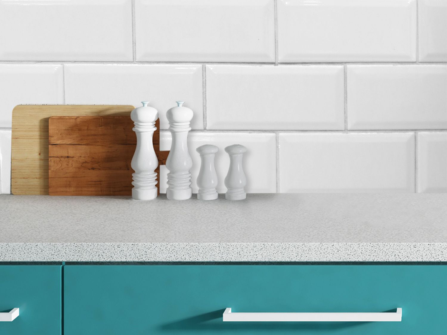 valencia bevelled glossy white ceramic subway wall tile 200 x 100mm