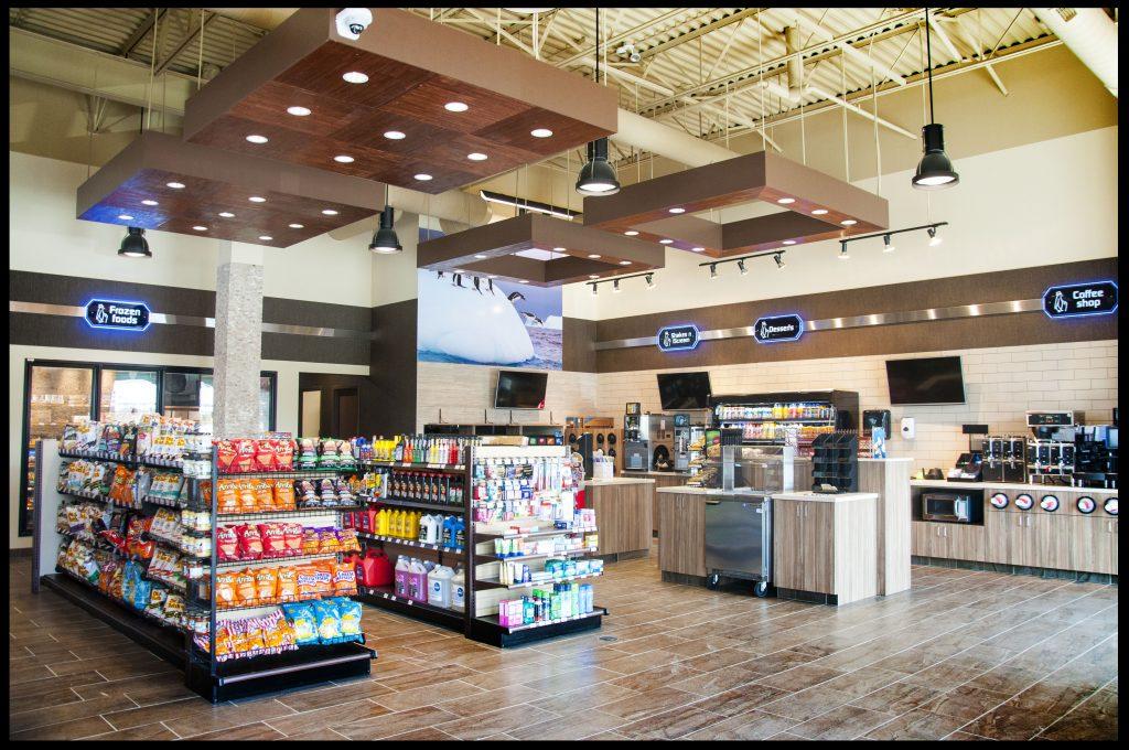 Southfork Leduc C Store CTM Design