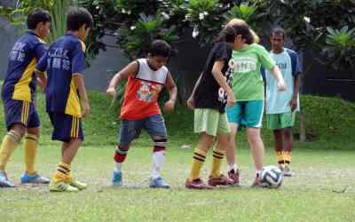 CTM Kolkata: For football lovers!