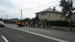 Accident în localitatea 23 August pe data de 23 august