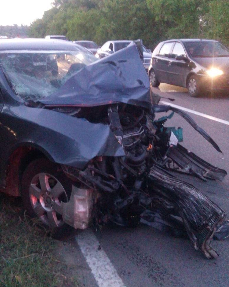 Accident cu 5 morti la 23 August