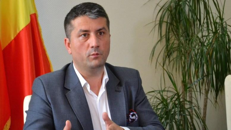Decebal Făgădău este candidatul PSD la Primăria Constanța. FOTO Adrian Boioglu