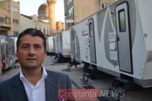 Primarul interimar al Constanței, Decebal Făgădău. FOTO Adrian Boioglu