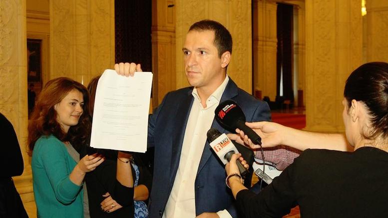 Deputatul Mihai Tararache a prezentat proiectul legii Locuinței