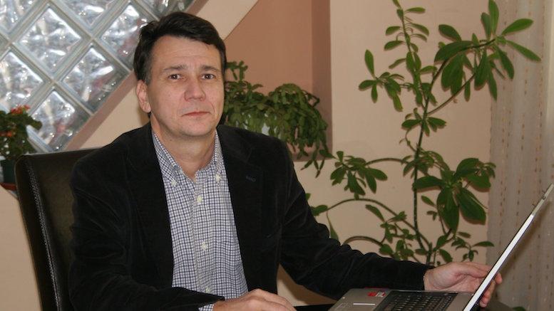 Adrian Stan, primarul de Techirghiol. FOTO Facebook