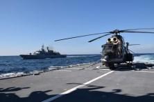 Exercițiu NATO în Marea Neagră