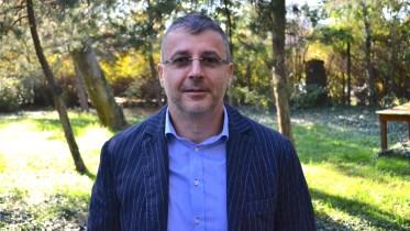 dr. Adrian Bîlbă, directorul Complexului Muzeal pentru Științele Naturii. FOTO Adrian Boioglu