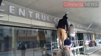 Centrul Cultural Republica a primit numele lui Jean Constantin. FOTO Adrian Boioglu