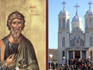 Sfântul Apostol Andrei și mănăstirea care îi poartă numele