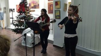 Recital Georgiana Maria Chiriță. FOTO Adrian Boioglu