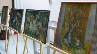 Galeria de Artă Ceronav. FOTO Adrian Boioglu
