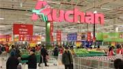 Auchan Maritimo a fost amendat de ANPC pentru mâncarea expirată