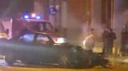 Accident petrecut lângă Poliția Rutieră Constanța